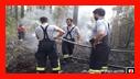 آتش نشانان شهر باران و پوشش 14 مورد عملیات اطفای آتش سوزی علفزار و جنگل  تنها در 24 ساعت گذشته
