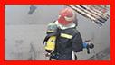 تلاش 33 آتش نشان درپی آتش سوزی خانه ویلایی در نقره دشت/ رشت