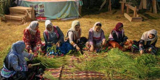 گزارش تصویری برگزاری چهارمین جشنواره جوکول در پیاده راه فرهنگی رشت