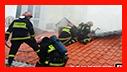 عملیات 125 در پی آتش سوزی خانه ویلایی در رشت/آتش نشانی رشت