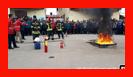 آموزش ایمنی و آتش نشانی به دانش آموزان دبیرستان شهید علی انصاری/آتش نشانی رشت