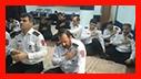 برگزاری مراسم پرفیض زیارت عاشورا در سازمان آتش نشانی و خدمات ایمنی رشت