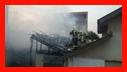 آتش سوزی خانه ویلایی در بلوار شهید افتخاری رشت /آتش نشانی رشت