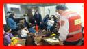 برگزاری آموزش ایمنی و آتش نشانی در مرکز نیکوکاری بانوان مهر عاطفه ها/آتش نشانی رشت