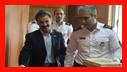 حضور کارکنان بیمه رازی استان گیلان در سازمان آتش نشانی به مناسبت تبریک 7 مهر روز آتش نشان / آتش نشانی رشت