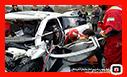 عملیات 125 در پی رخداد حادثه تصادف و محبوس شدن راننده جوان در جاده سراوان به فومن/آتش نشانی رشت