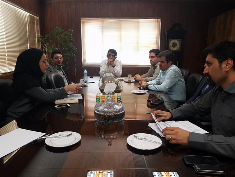 جلسه بررسی پروژه های با قابلیت سرمایه گذاری در منطقه 3 برگزار شد